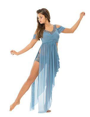 df142c6ef Nightingale - Demi lovato Dance Costumes Lyrical, Cute Dance Costumes,  Ballroom Costumes, Theatre