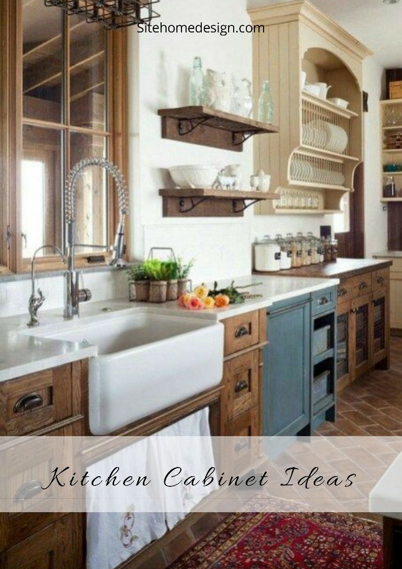 33 Diy Kitchen Cabinets Concepts Strategies That Are Easy