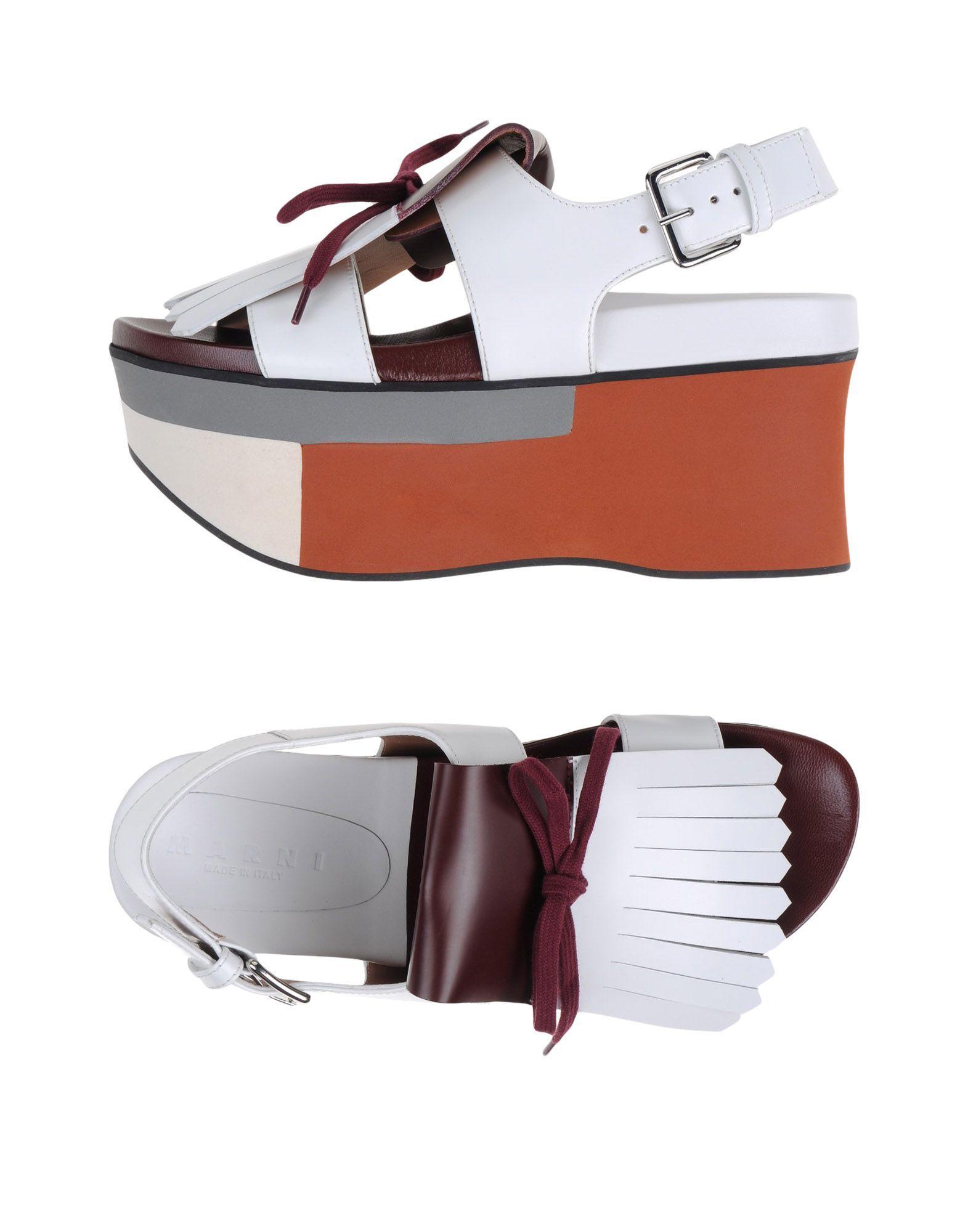 eb977036c81 Marni Sandals - Women Marni Sandals online on YOOX United States -  44972988NF