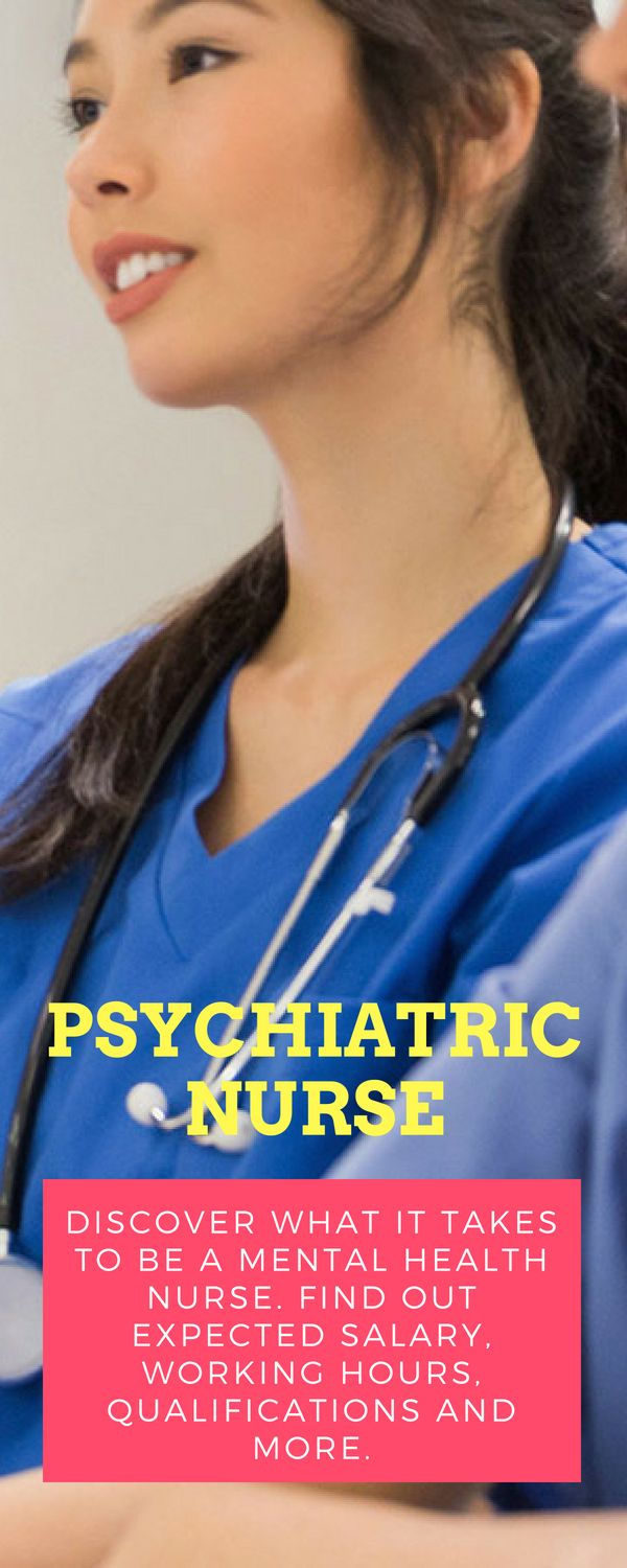 Psychiatric Nurse Practitioner Salary, Job Description and