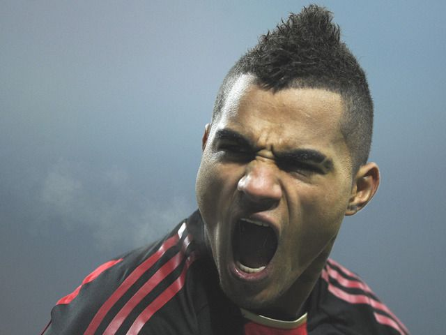Kevin Prince Boateng Hairstyles Football Pinterest