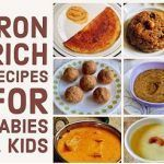 IronRich Foods for Babies Toddlers and Kids with Recipes  Foods High in Iron You searched for  GKFoodDiary  Homemade Indian Baby Food Recipes