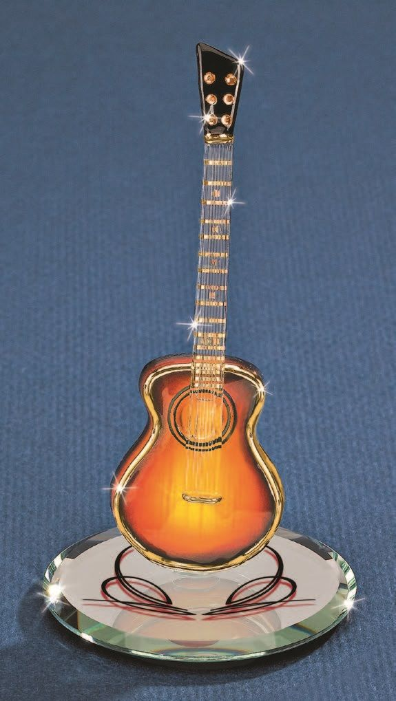 Acoustic Guitar Sunburst 3 75