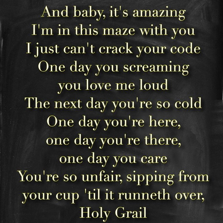 Lyric it happens in a heartbeat lyrics : Jay z - holy grail lyrics - feat justin timberlake. | sad quotes ...