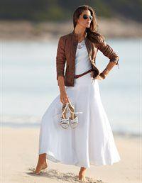 Lederjacke aus Lammnappa - MADELEINE Mode