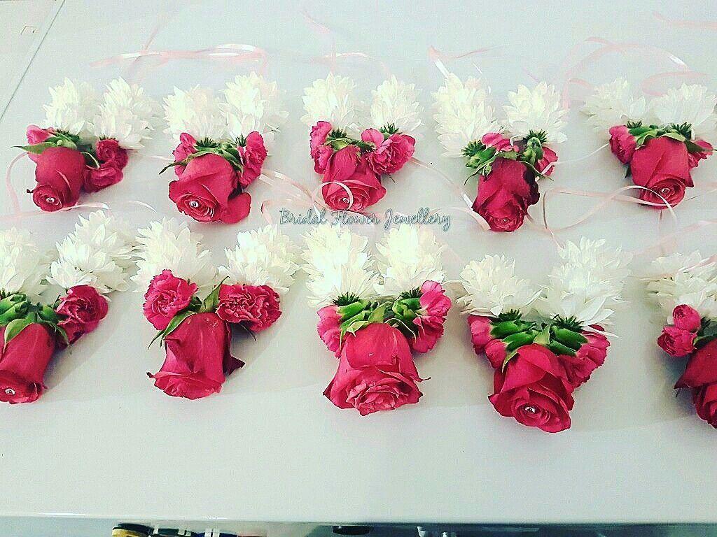 Fresh flowers by Bridal Flower Jewellery #bridalflowerjewellery ...