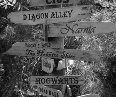 Literary road sign- someone make this for my classroom please?