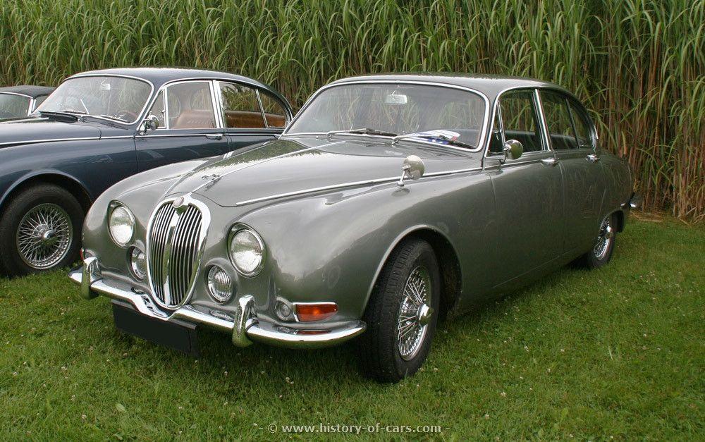 Old times..... Jaguar S Type