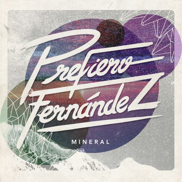 "Artwork, single ""Mineral"" 2014 by Melanie Dittus, via Behance"