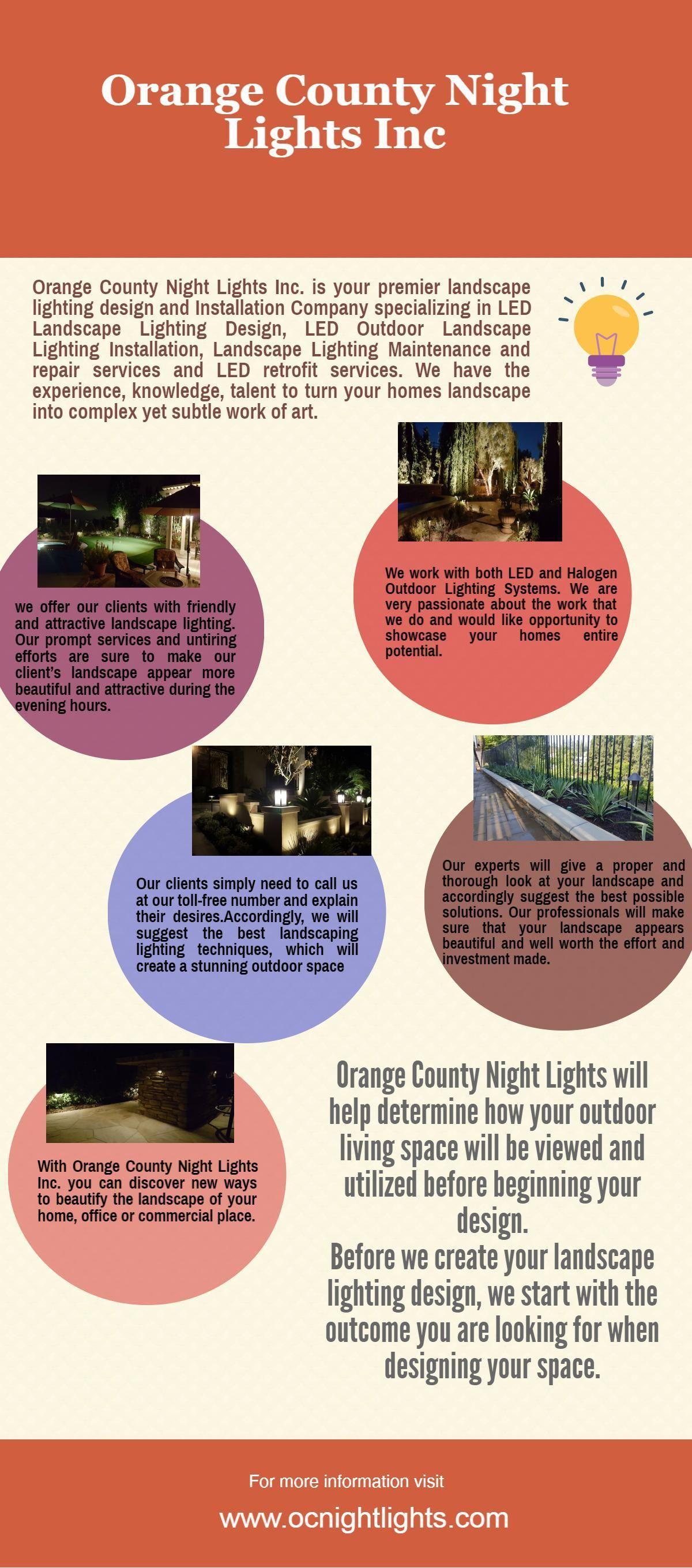 Orange County Night Lights Inc