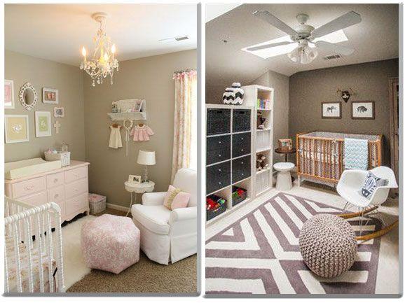 Célèbre Chambre bébé taupe | Chambre Bébé - Enfant | Pinterest | Chambres  FE39