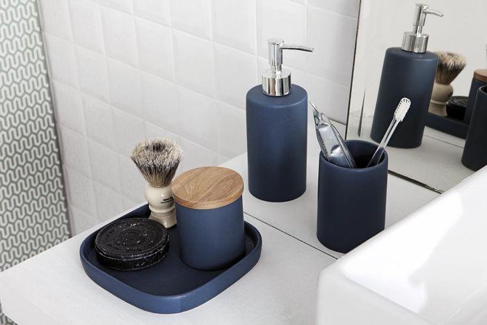 Complementi d arredo per un bagno in puro stile giapponesebagni