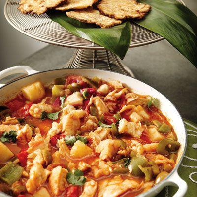 Stars\' Favorite Holiday Recipes   Bacalao, Comida de y Mariscos