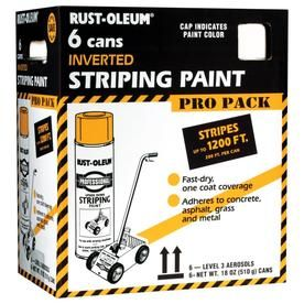 Rust-Oleum Professional White Enamel Spray Paint (Actual Net