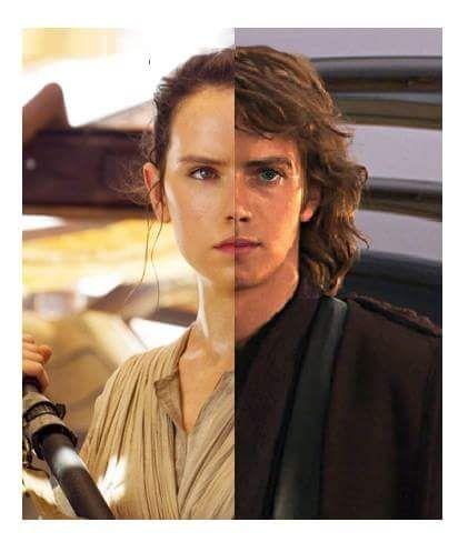 Star Wars: Comentando a teoria/rumor de Rey ser Anakin reencarnado!!! E uma possível resposta na Saga The Clone Wars... - Actions & Comics