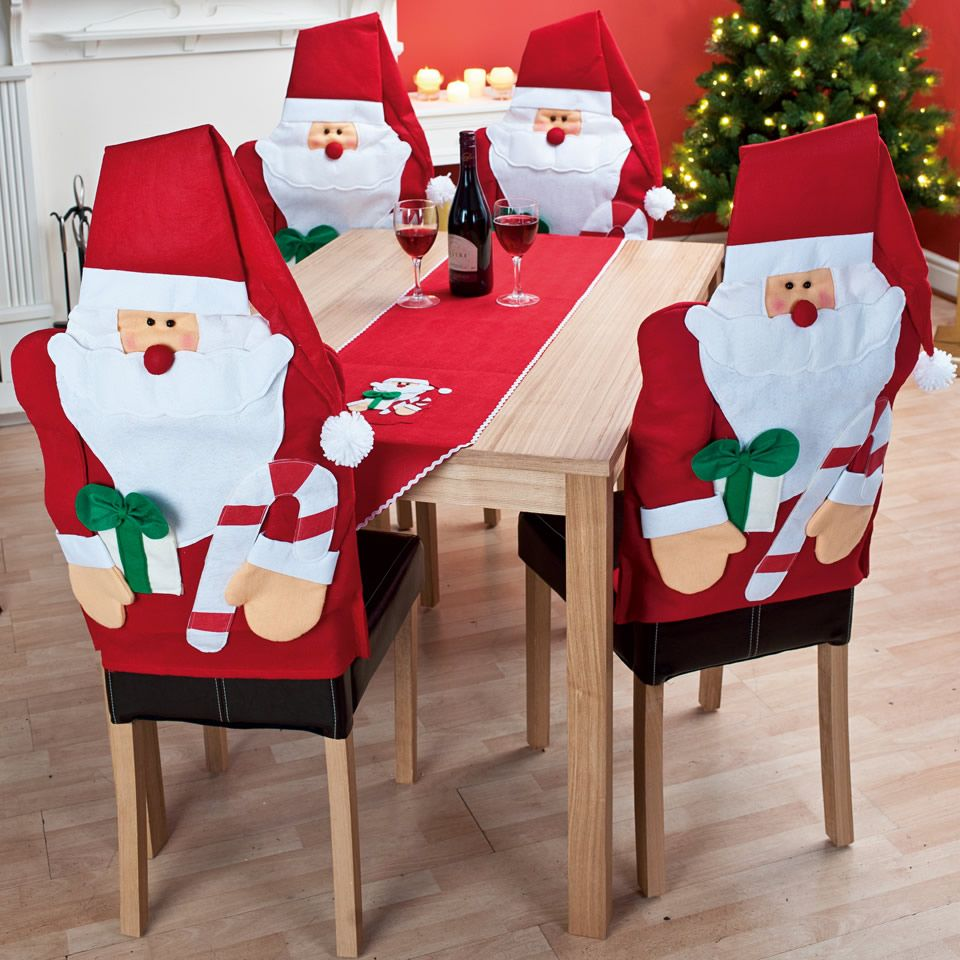 christmas chair covers - Google Search