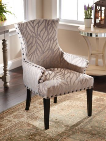 Product Details Taupe Leaf Amsterdam Arm Chair House