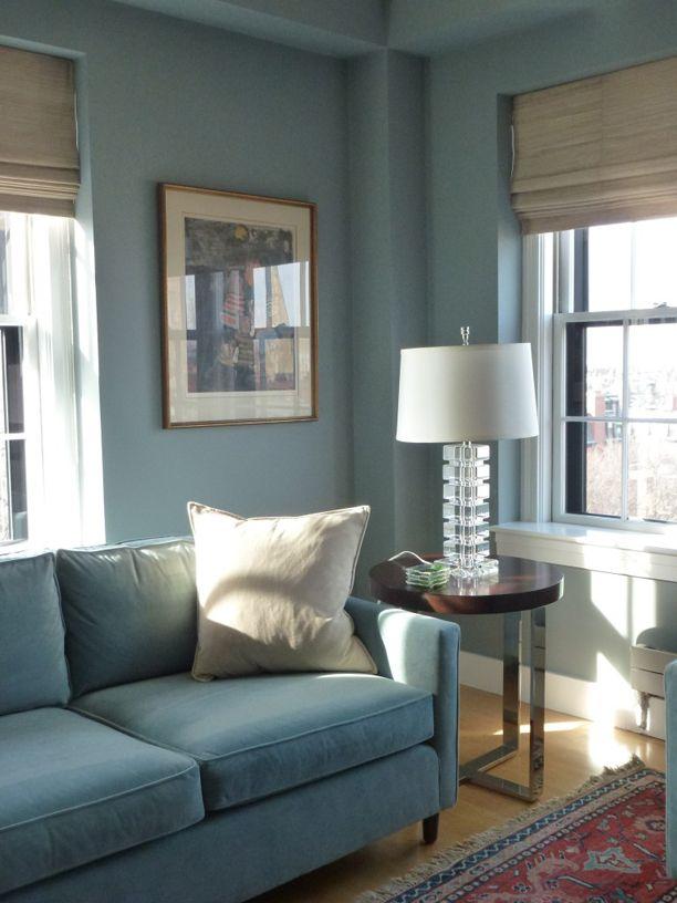 Ellen Kennon\'s Blue Grotto paint- Love <3 | Home Decor | Pinterest ...