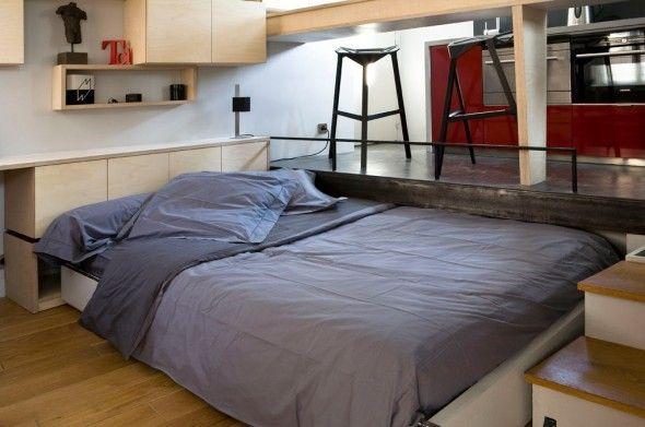 ideia sofa cama apartamento pequeno inspire blog minha filha vai casar-9