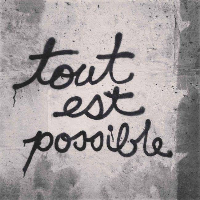 Paris Reflection Frases En Frances Frases De Exito Y