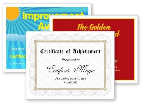 certificate magic free certificate generator best of all they don
