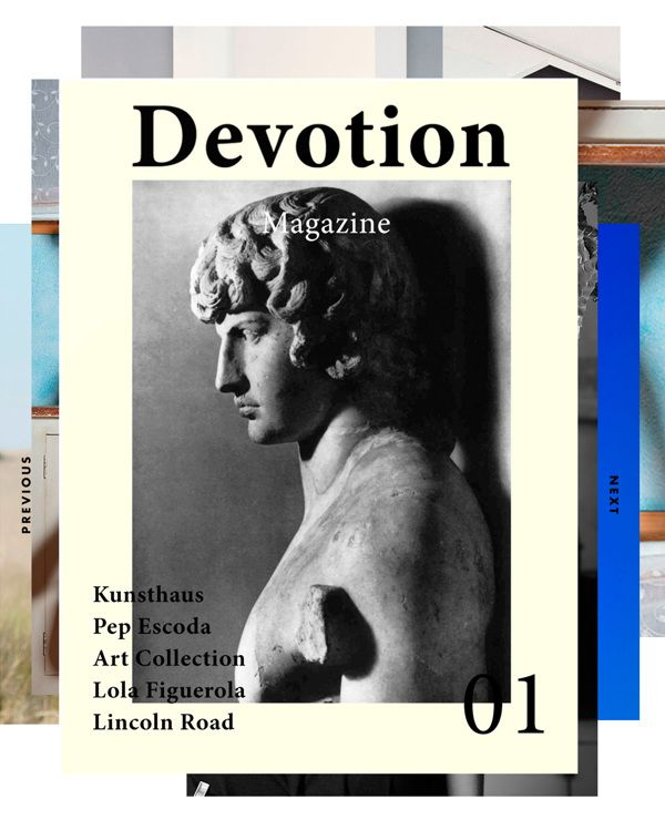 Devotion Magazine on Behance