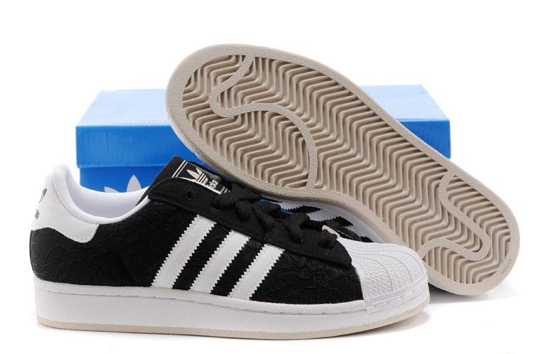 adidas superstar 2 nere