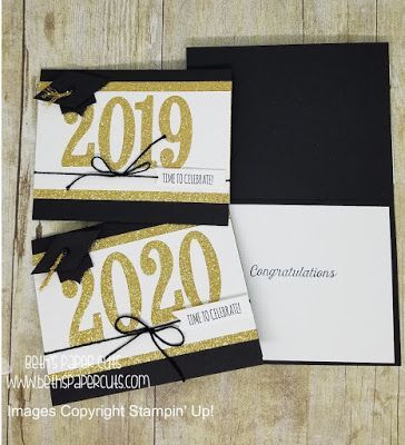 Photo of Quick and Easy Grad Card