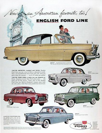 Henry Ford July April American