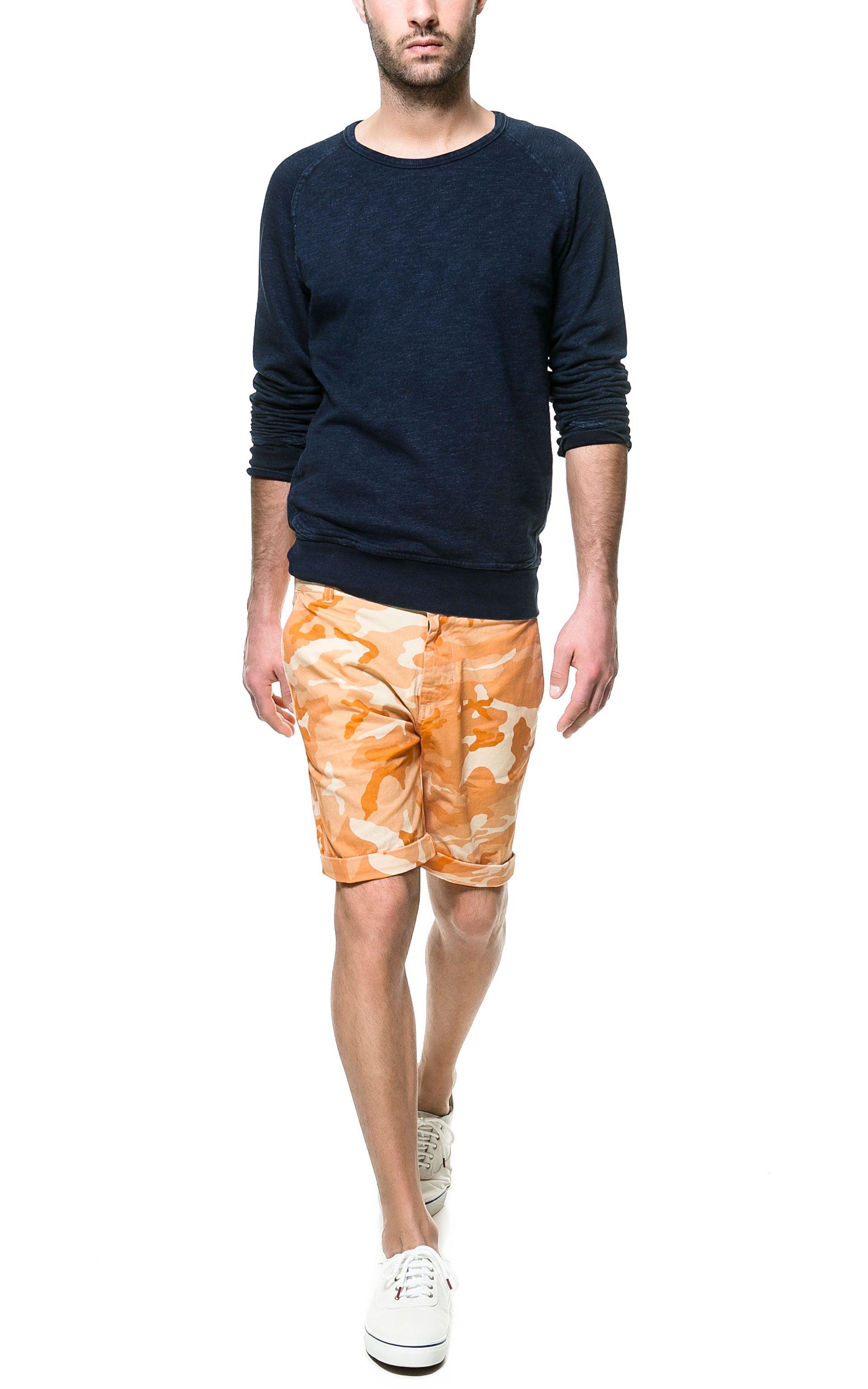Rebajas Zara Hombre Invierno 2020 | Pantalones estampados