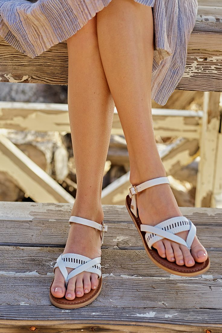 89a142df6cd Click to check out these strappy TOMS Lexie Sandals and more of our  favorite summer looks.