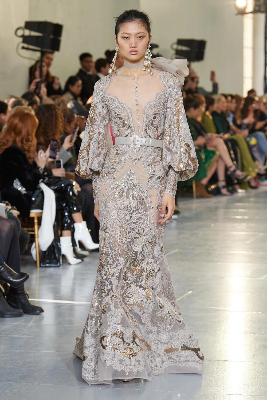 Elie Saab Spring 2020 Couture Collection Vogue Elie Saab Couture Spring Couture Couture Fashion