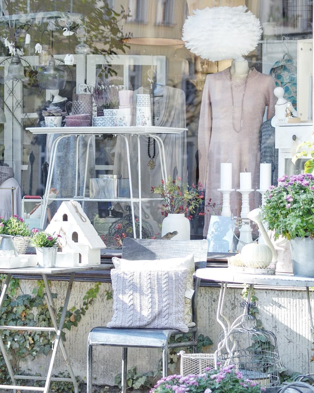 Nordic Home Schaufenster Update Herbst Kuno Fischer Strasse