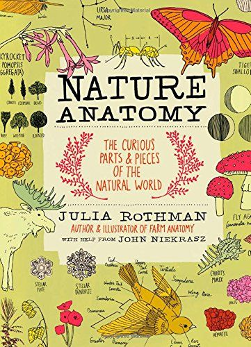 Nature Anatomy The Curious Parts And Pieces Of The Natural World