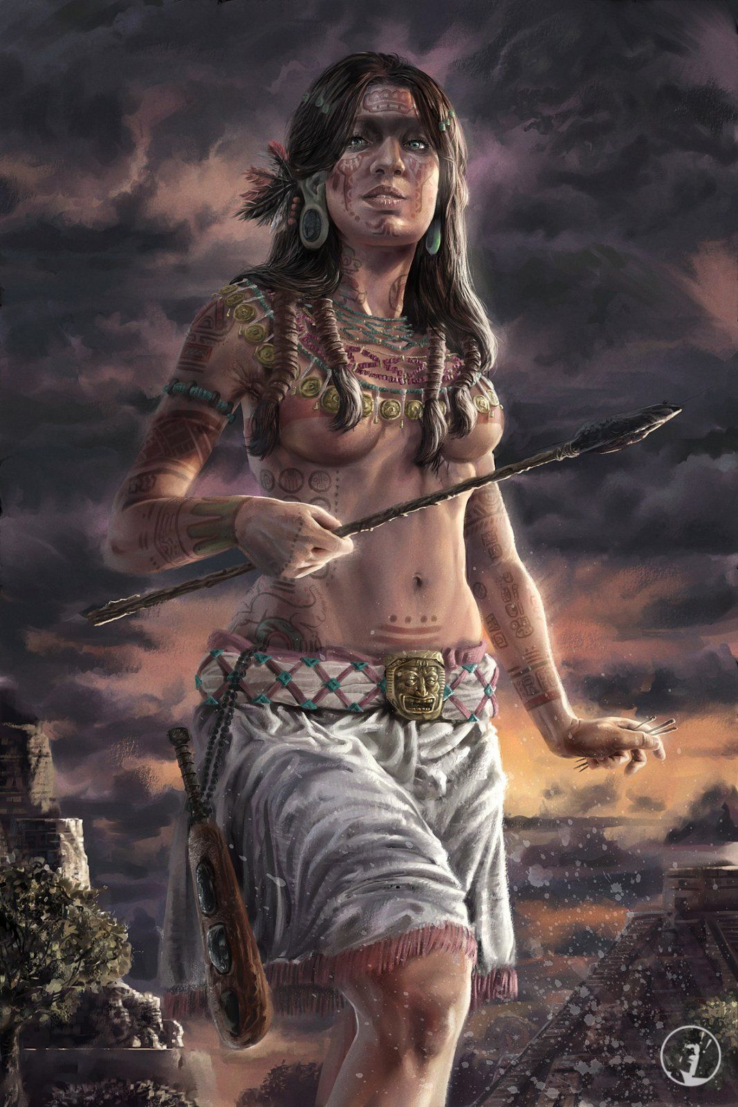 Apologise, but, Native american women fantasy art happens
