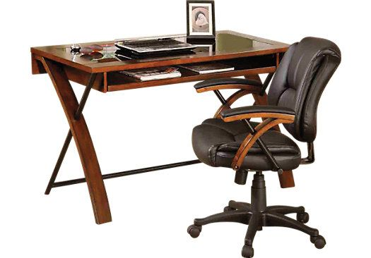 Patrick Cherry Desk And Chair Sitting Room Cherry Desk Office