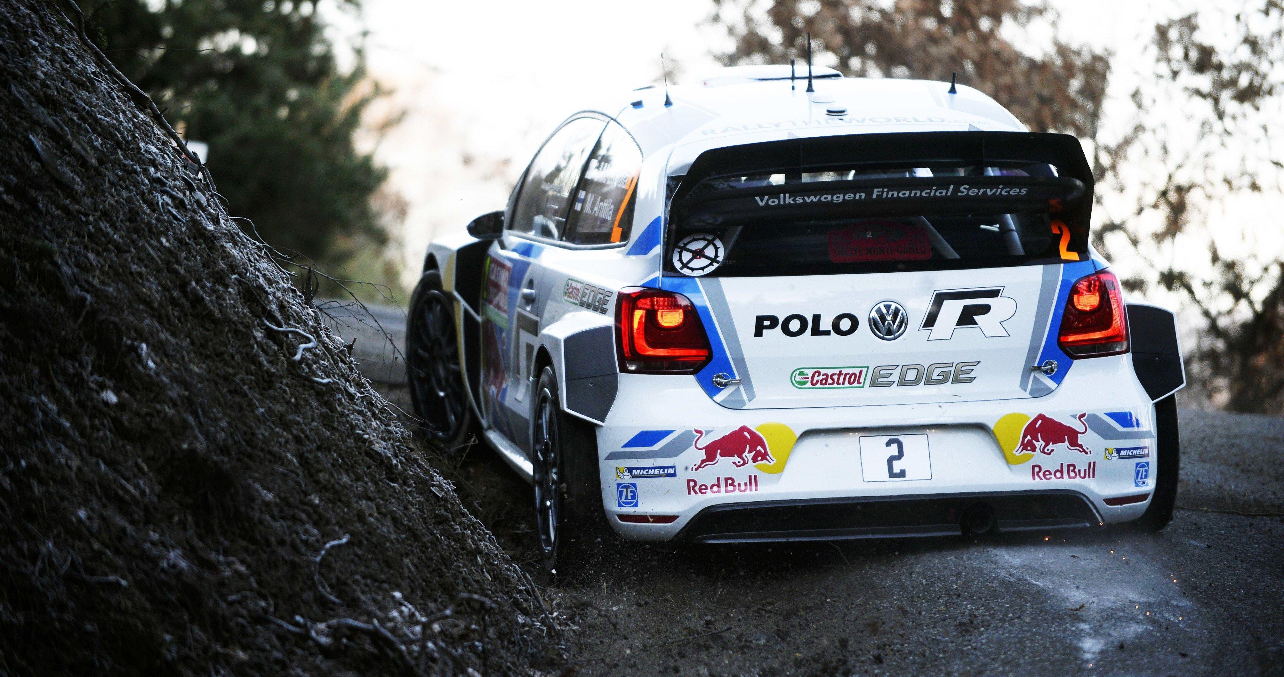 volkswagen polo wrc rally 4k ultra hd wallpaper
