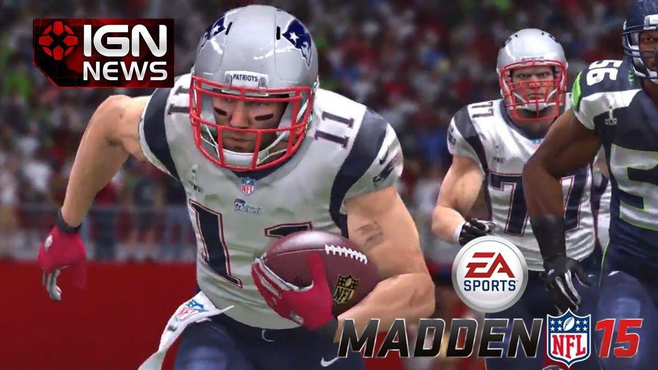 Madden NFL 15 Super Bowl Prediction Nails Super Bowl XLIX