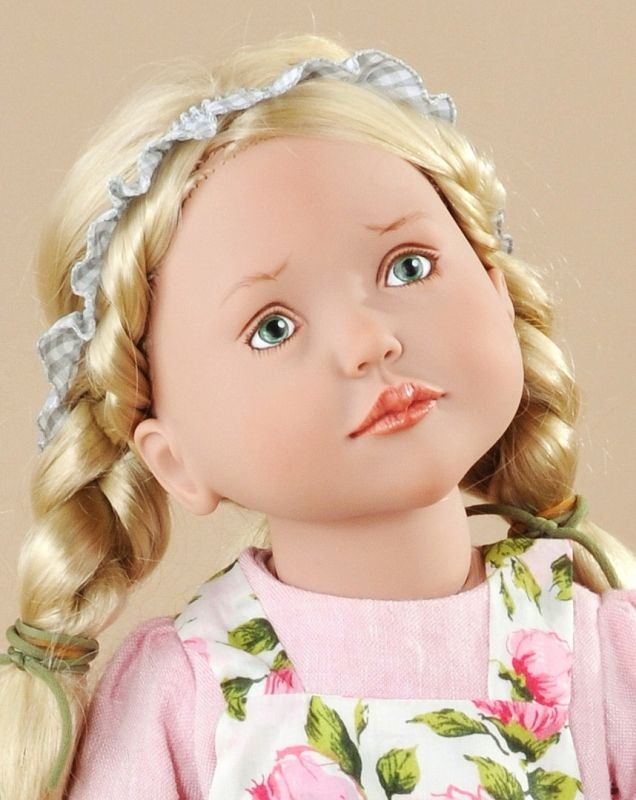 Junior doll about $150 + 40 shipping outside Europe 19.7 inches Rena