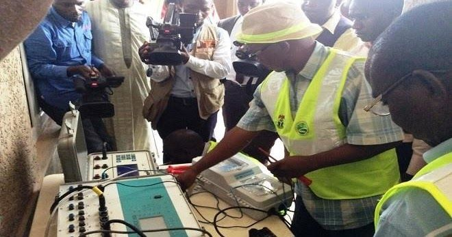 The Nigeria Electricity Management Services Agency Nemsa Has Commenced Testing Of Smart Prepaid Meters In Jos One Energy Management Marketing Director Smart