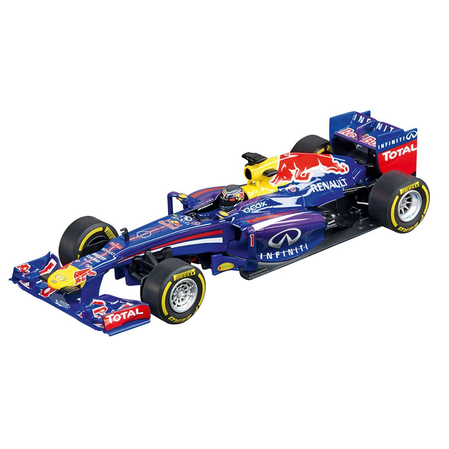 carrera slot car digital 132 infiniti red bull racing. Black Bedroom Furniture Sets. Home Design Ideas