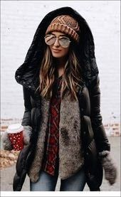 Elegant Outfits Try Cold Winter  Coupon Valid50 Elegant Outfits Try Cold Winter  Coupon Valid Harriet Hoot Bespoke Wild Rose Cape Warm fashion printed wool collar hooded...