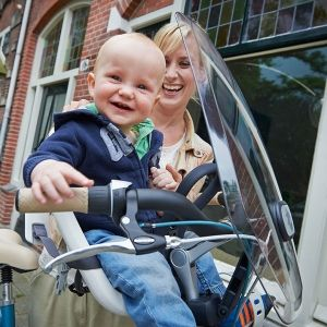 Sièges Vélo Enfants Porte Bébé Avant KG Max Bicycles - Porte bébé pour vélo