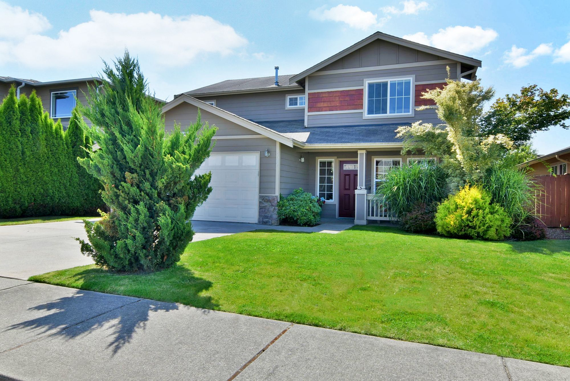 Don't miss this great home in Marysville. Affordable 4
