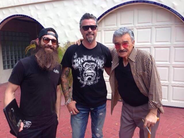 Fast N Loud Cast Members Richard Rawlings And Dennis – Fondos de