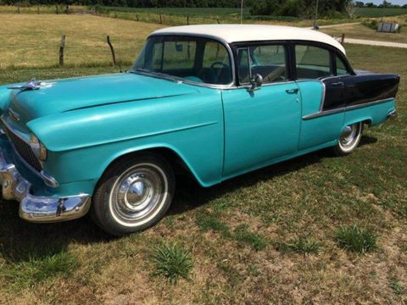 1955 Chevrolet 210 (IA) - $18,900 Please call Marvin @ (C)319-371 ...