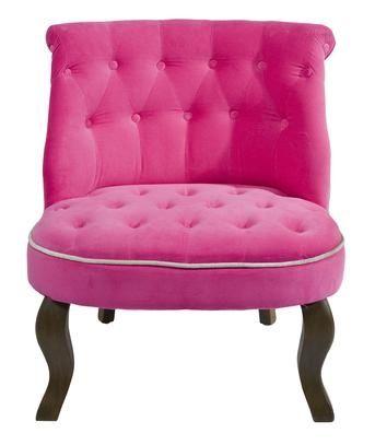 Butaca rosa tienda on line de muebles vintage retro for Tiendas de muebles para restaurantes