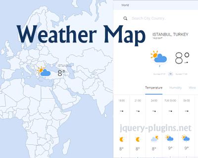Weather map beautiful dynamically updatedsearchable maps with weather map beautiful dynamically updatedsearchable maps with javascript map gumiabroncs Choice Image