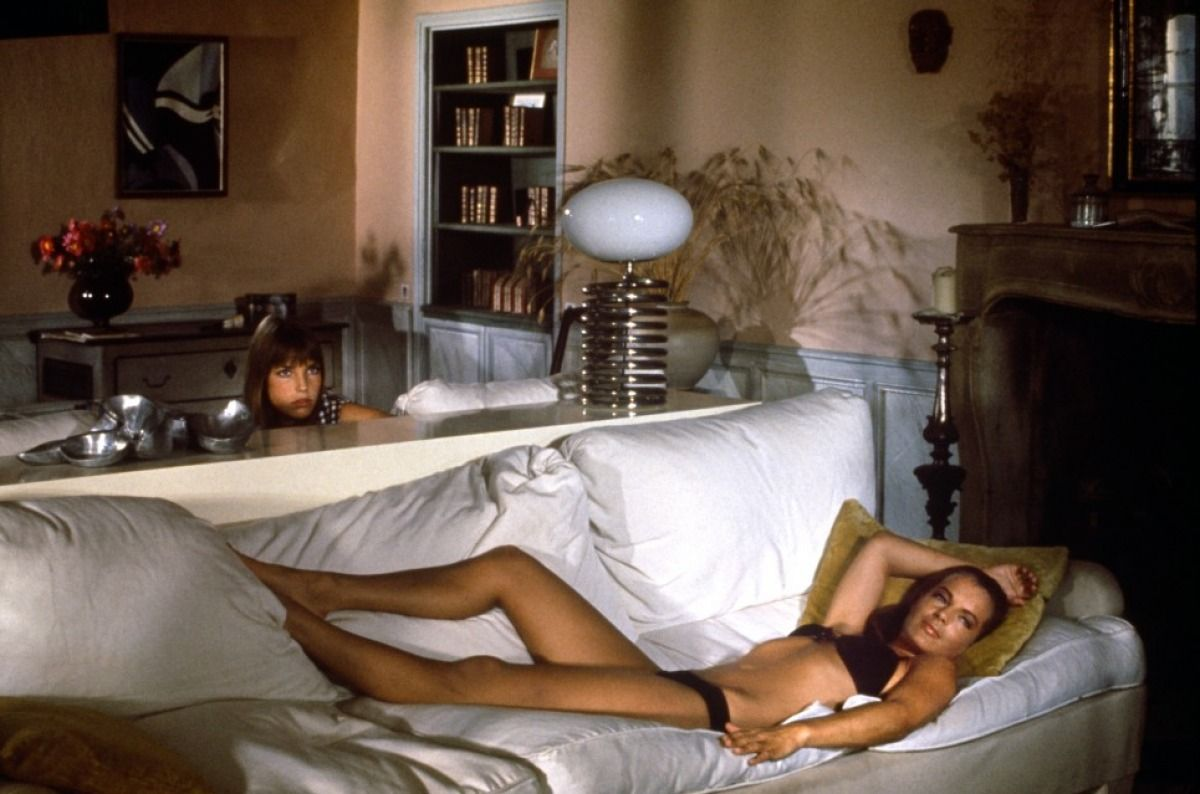 la piscine jane birkin romy schneider romy schneider pinterest romy schneider jane. Black Bedroom Furniture Sets. Home Design Ideas