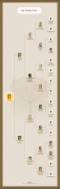 family tree myheritage